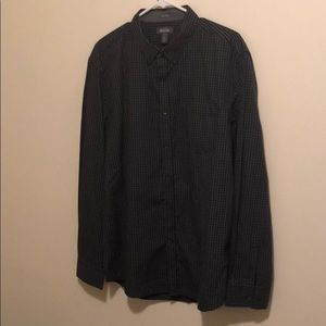 Kenneth Cole Reaction long sleeve button down XL